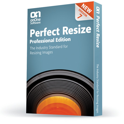 onOne Software Perfect Resize 7 Professional Edition Software