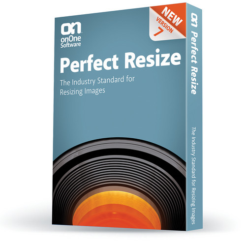 onOne Software Perfect Resize 7 Standard Edition Software