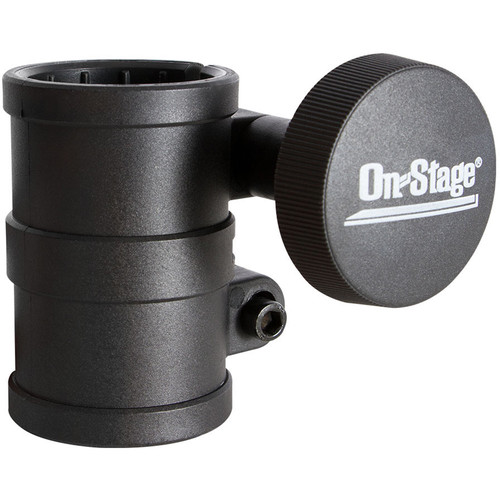 On-Stage Replacement Height Clutch with Knob for SS-7761B Speaker Stand