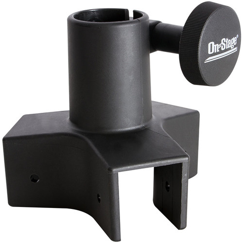 On-Stage Replacement Leg Housing with Knob & Nut for SS-7761B Speaker Stand