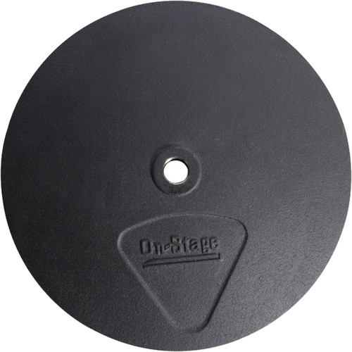 """On-Stage 10"""" Round Base with M20 Thread"""