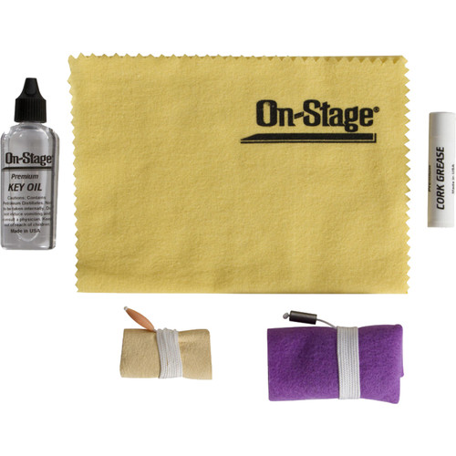 On-Stage Super Saver Care Kit for Bass Clarinet