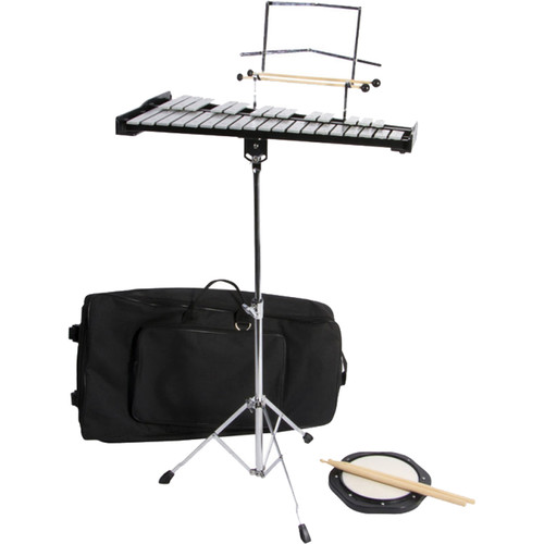 On-Stage BSK2500 32-Note Bell Kit with Stand