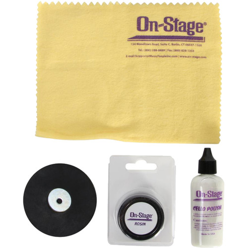 On-Stage Super Saver Kit for Cello