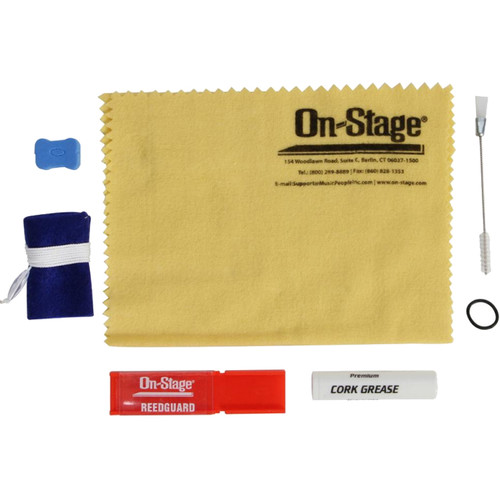 On-Stage Super Saver Kit for Clarinet