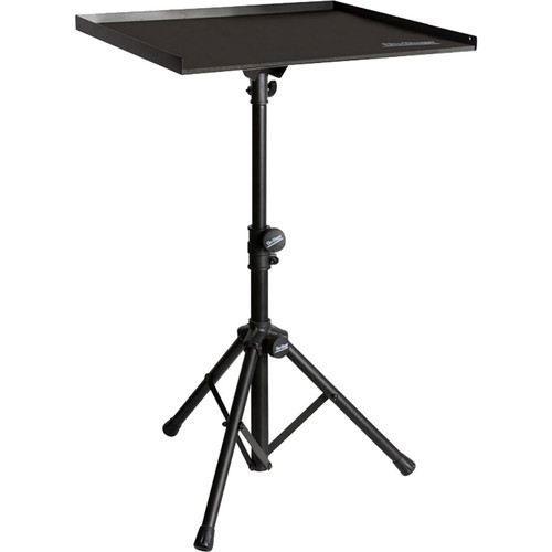 """On-Stage Percussion Table with Tripod Base (18.5 x 18.5"""")"""