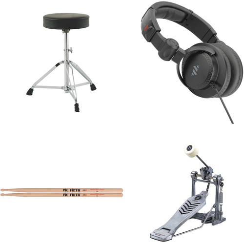 B&H Photo Video Electronic Drum Essentials Kit