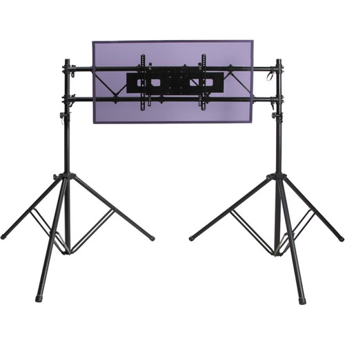 """On-Stage FPS7400 LCD Truss Mounting System for 37 to 70"""" Flat-Panel Displays"""