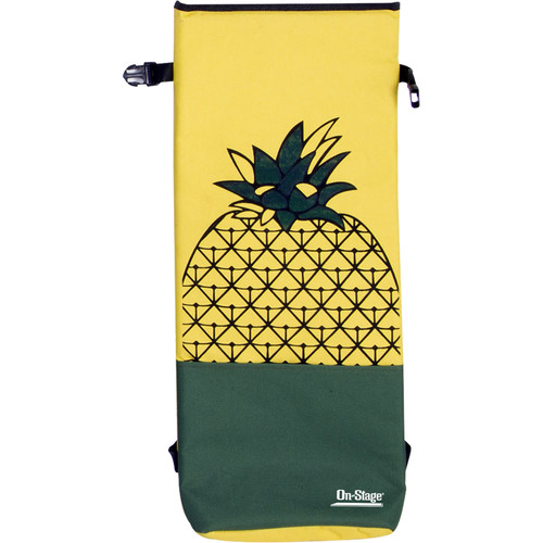 On-Stage GBU4204 Concert Ukulele Gig Bag (Pineapple Print)