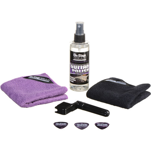 On-Stage GK7000 Universal Guitar Care Kit