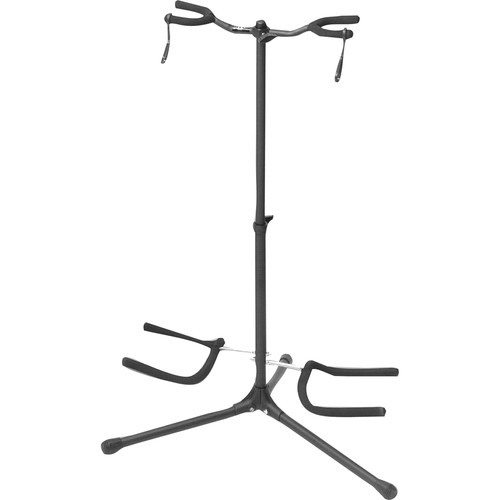 On-Stage GS7252B-DUO Double Guitar Stand