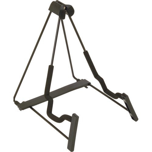 On-Stage GS7655 Fold-Flat A-Frame Guitar Stand for Electric / Acoustic Guitar