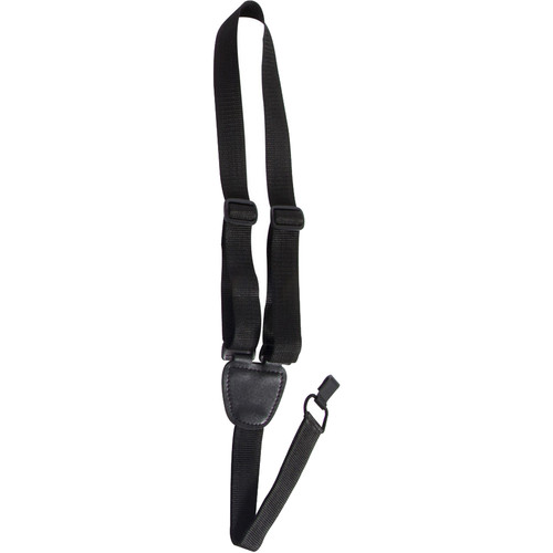 On-Stage GSA70B Ukulele Strap (Black)