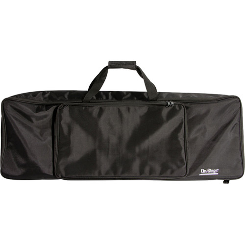On-Stage 61 Key Keyboard Bag (Black)