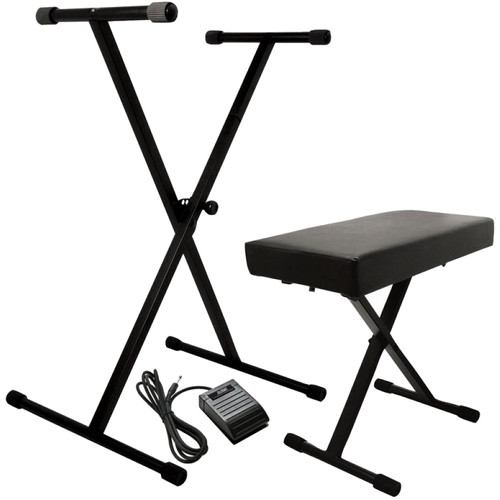 On-Stage Keyboard Stand / Bench Pack