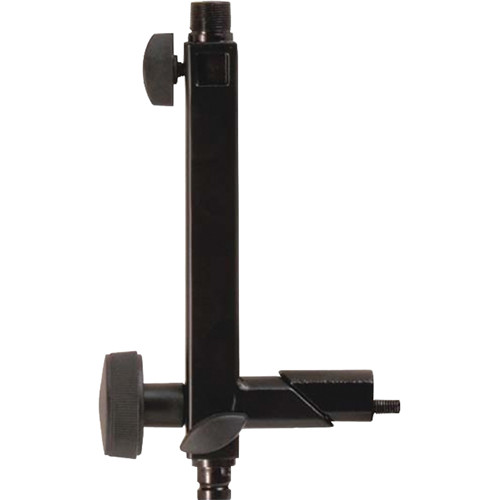 On-Stage KSA7575+ U-Mount Mic Attachment Bar for Keyboard Stands w/ Quick Release