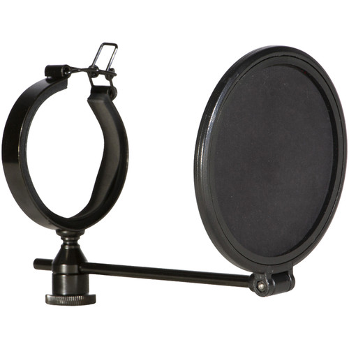 On-Stage Front Address Pop Filter for EV RE20 and RE320