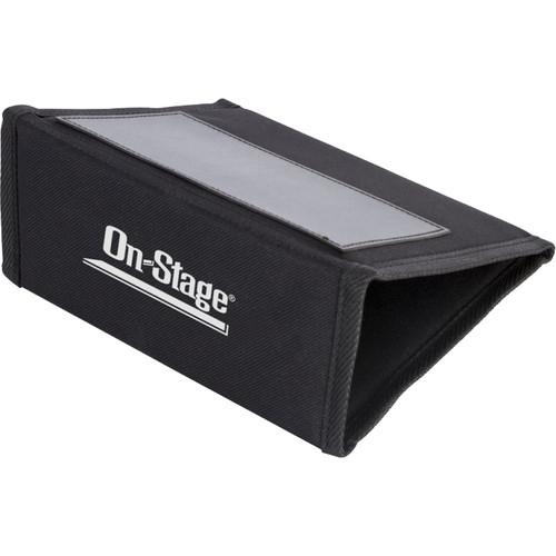 On-Stage RS100 Amplifier Tilt Wedge (Black)