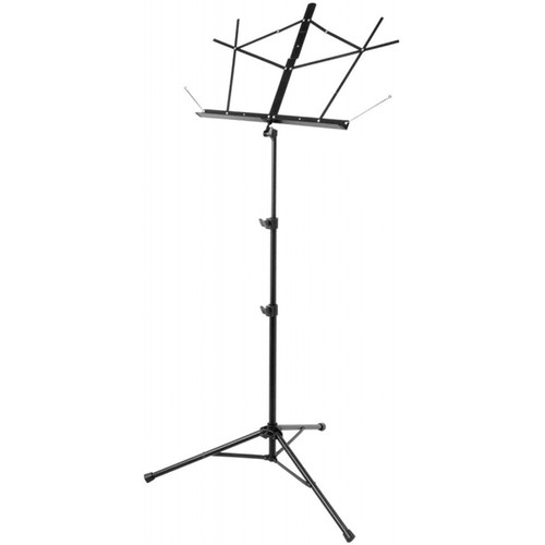 On-Stage Tripod Base Sheet Music Stand (Green, with Bag)