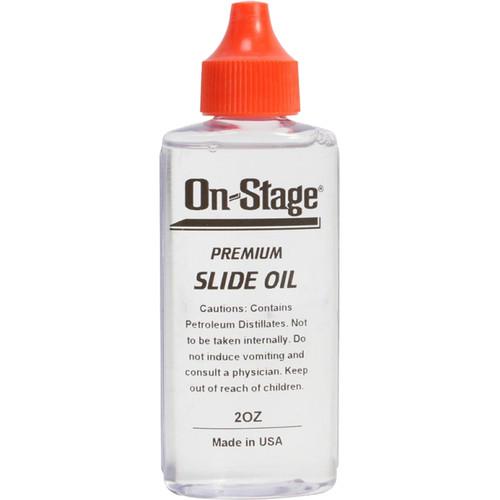 On-Stage Premium Slide Oil