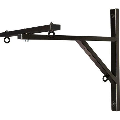 On-Stage Hanging Speaker Bracket (Black)