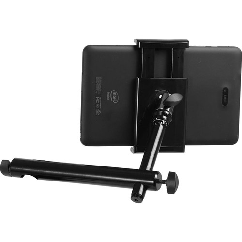 On-Stage Grip-On Universal Device Holder System with U-Mount Post