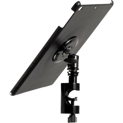 On-Stage Snap-On Cover for iPad Air with Round Clamp
