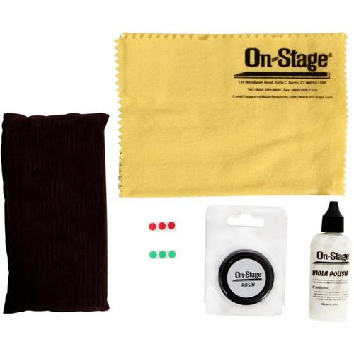 On-Stage Super Saver Kit for Viola