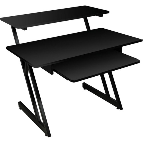 On-Stage WS7500 Studio Workstation (Black Wood with Black Steel)