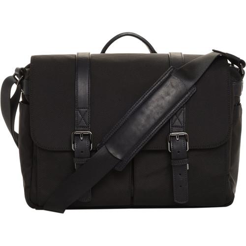ONA Brixton Camera/Laptop Messenger Bag (Nylon, Black)