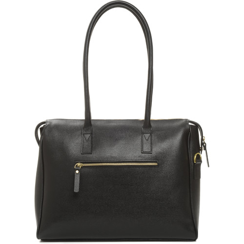 ONA The Madison Camera and Laptop Bag (Black, Leather)