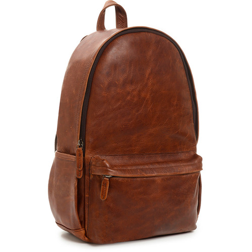 ONA The Leather Clifton Camera and Everyday Backpack (Antique Cognac)