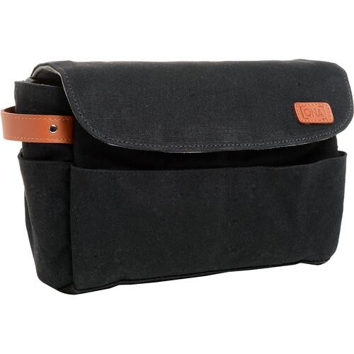 ONA Roma Camera Insert and Bag Organizer (Black)