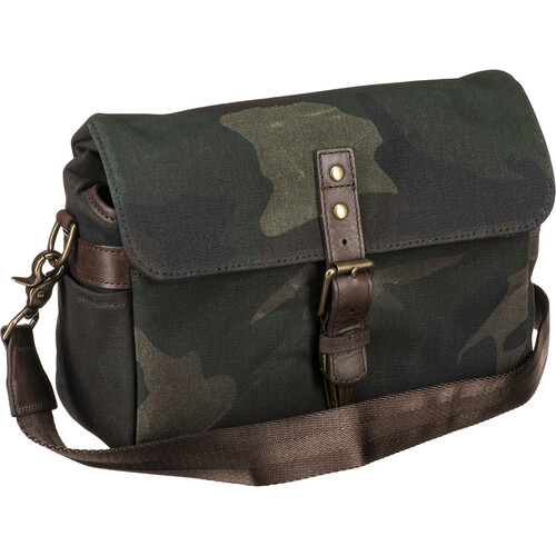 ONA Bowery Camera Bag (Canvas, Camouflage)