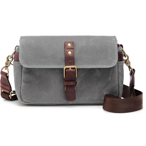 ONA Bowery Camera Bag (Canvas, Smoke)