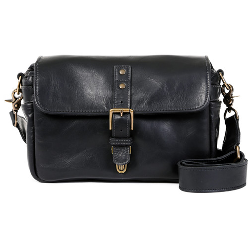 ONA Bowery Camera Bag (Leather, Black)