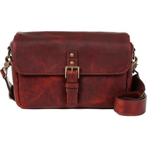 ONA Bowery Camera Bag (Leather, Bordeaux)