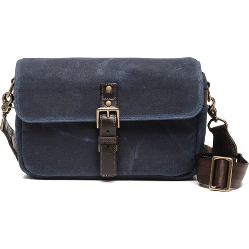 ONA Bowery Camera Bag (Canvas, Oxford Blue)