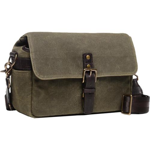 ONA Bowery Camera Bag (Canvas, Olive)