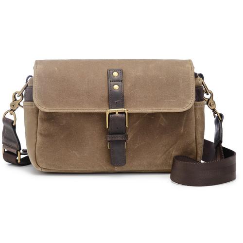 ONA Bowery Camera Bag (Canvas, Field Tan)