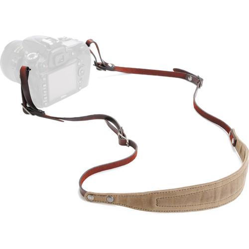 ONA Lima Camera Strap (Field Tan)