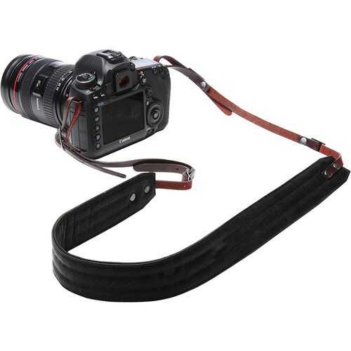 ONA Presidio Camera Strap (Black, Leather)