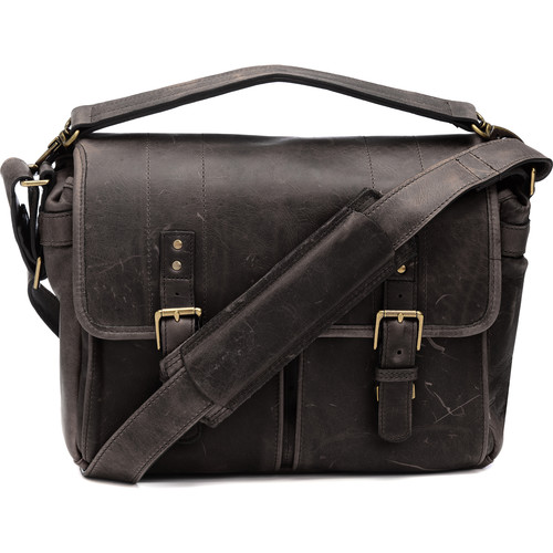 ONA Prince Street Camera Messenger Bag (Dark Truffle)