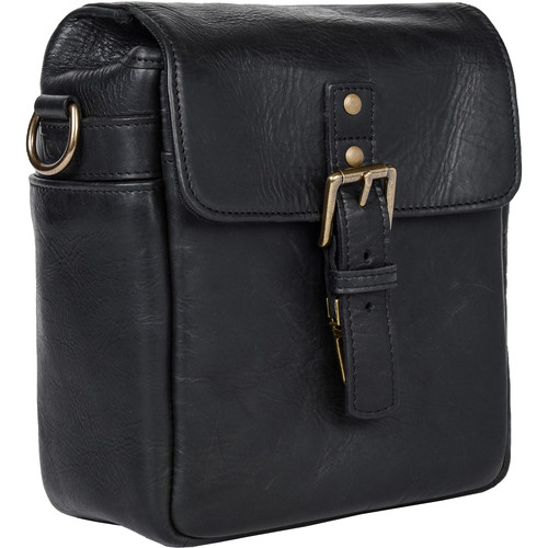 ONA Bond Street Leather Camera Bag (Black)