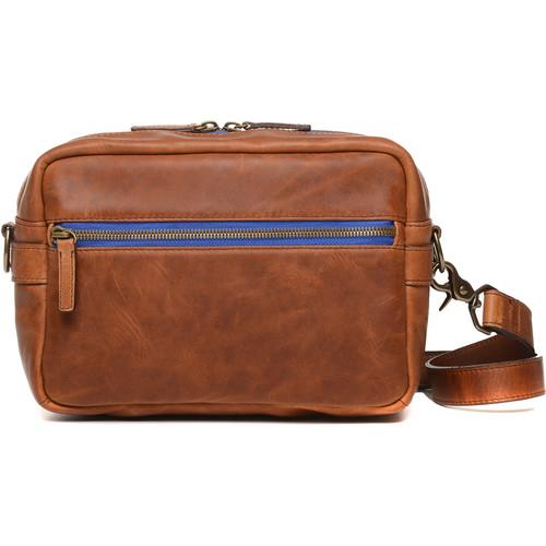 ONA The Crosby Leather Camera Bag (Antique Cognac)
