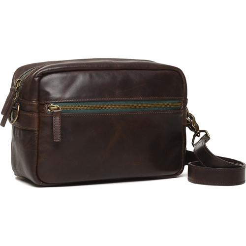 ONA The Crosby Leather Camera Bag (Dark Truffle)