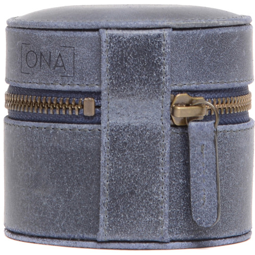 ONA The Campbell Small Lens Case (Bluestone)