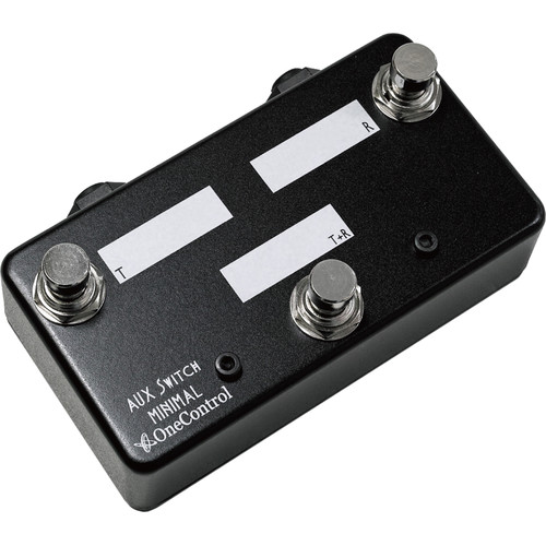 OneControl Aux Switch Footswitch Pedal