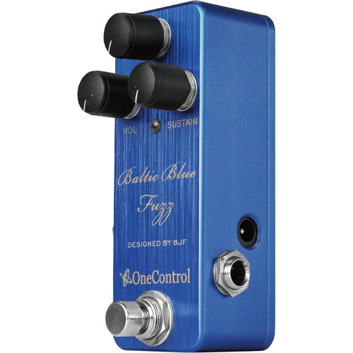 OneControl Baltic Blue Fuzz Pedal