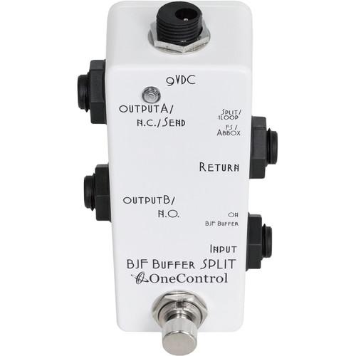 OneControl BJF Buffer Split Buffered Signal Splitter/Switcher